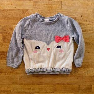 NWOT 2T Gymboree penguin sweater